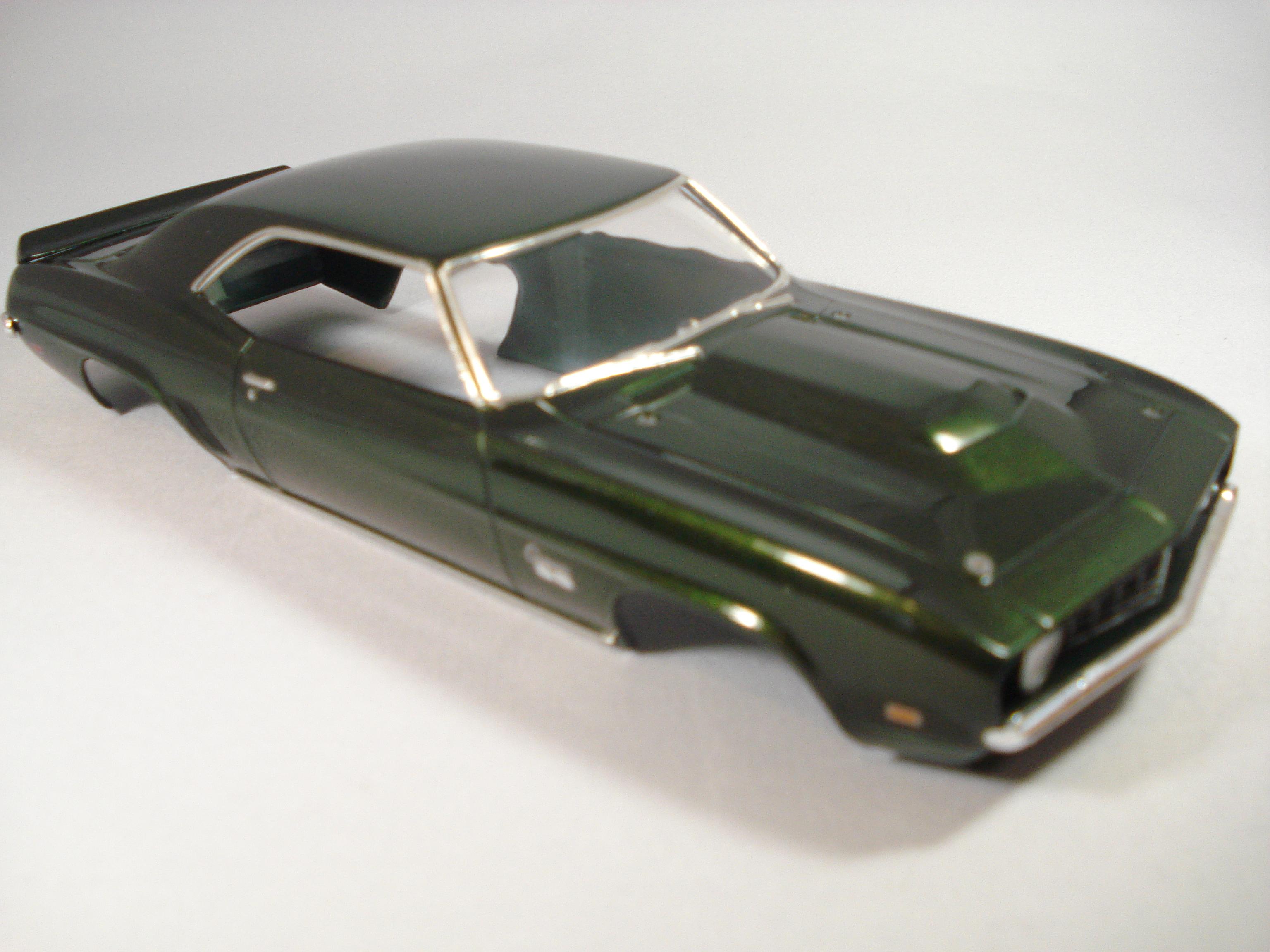 1969 Camaro British Racing